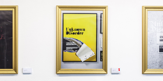 Unknown Disorder - Offf Barcelona 2012